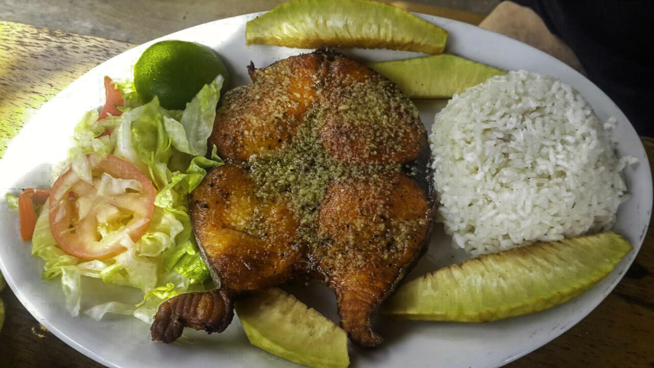 Comida de San Andrés