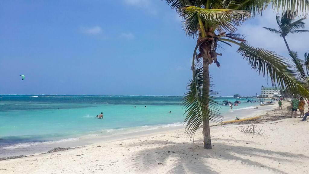 Praia San Andrés