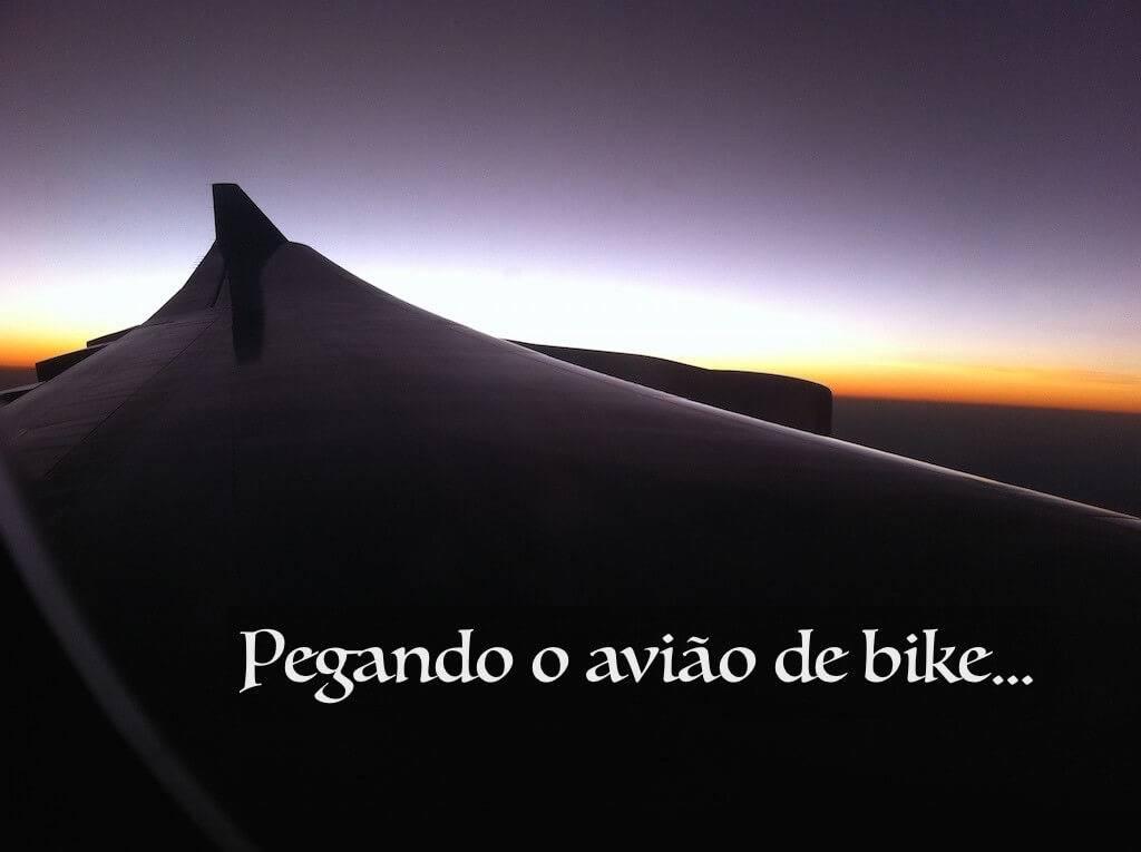 Como despachar a bike para a trip