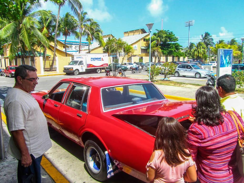 Taxi San Andrés