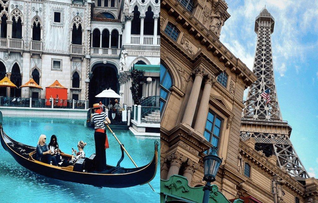 the-venetian-paris-las-vegas-hotel-gondola-torre-eifel