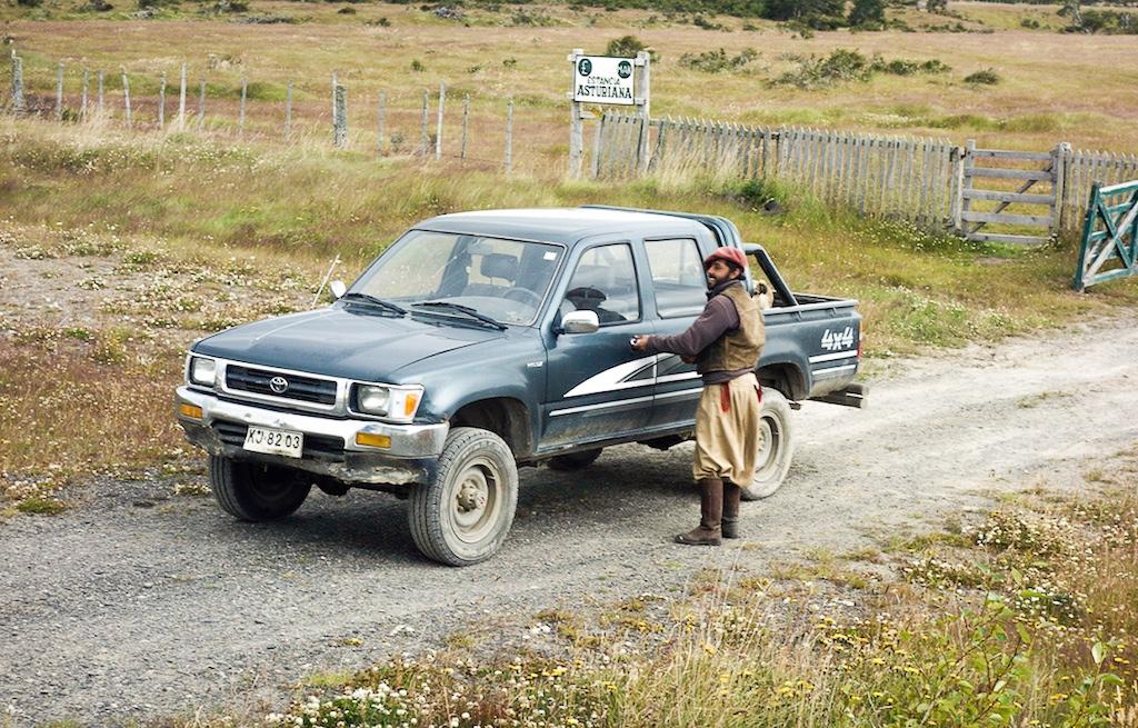 Puerto Natales - crédito: Claudia B.