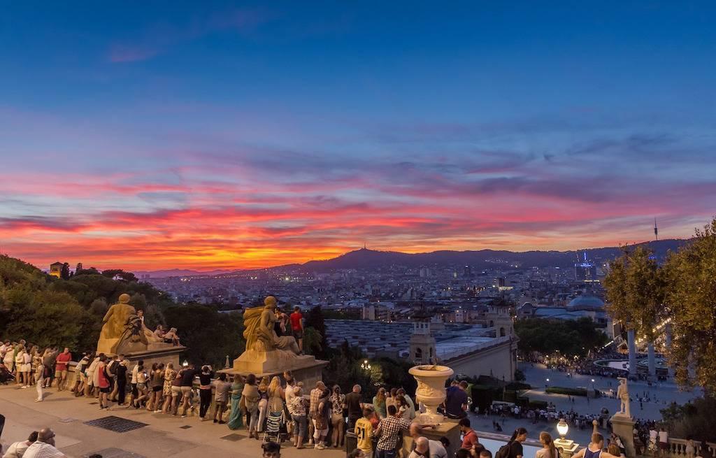 por-do-sol-barcelona