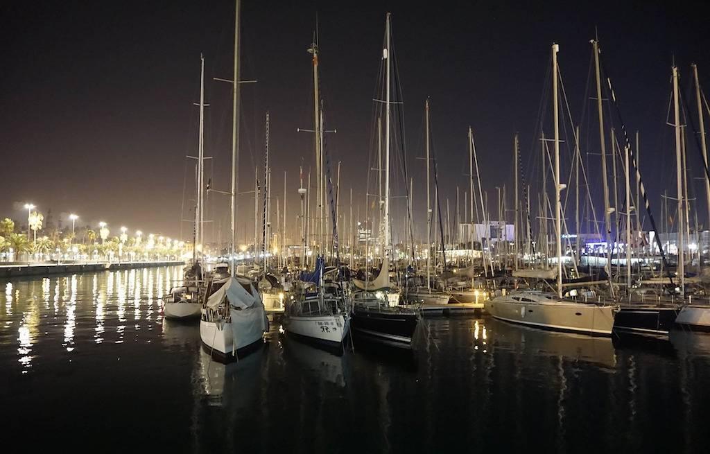 barcelona-marina