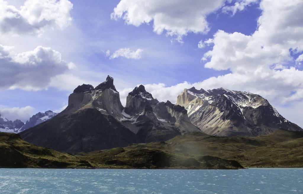 Torres Del Paine Circuito W 4 Dias De Pelo Parque