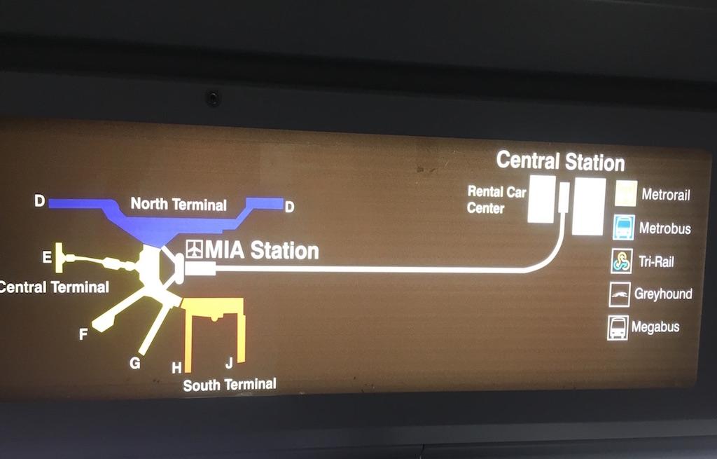 trasnporte-publico-miami-aeroporto